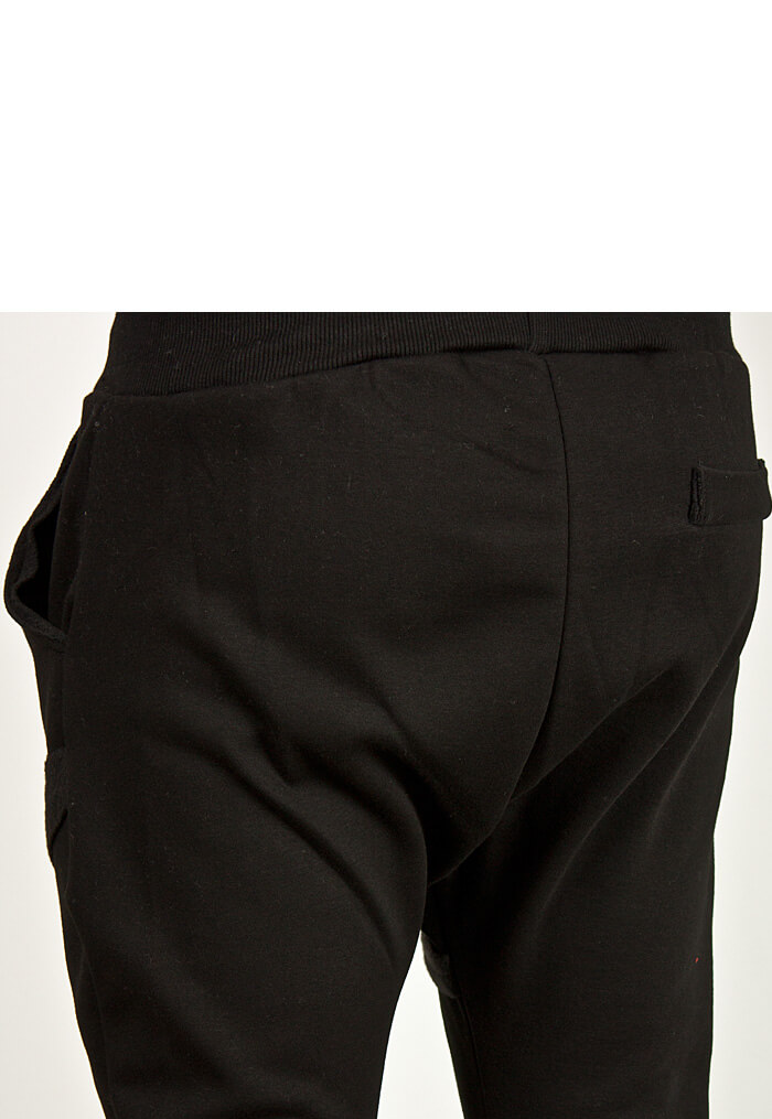 Bottoms - ★SOLD-OUT★ INCISION PATCH ACCENT SLIM BAGGY