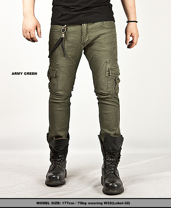 Bottoms - ★SOLD-OUT★ Masculine Military Cargo Pants - 47 for ...