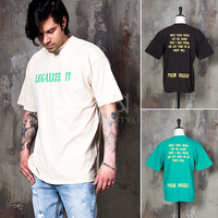distressed vintage round t shirts