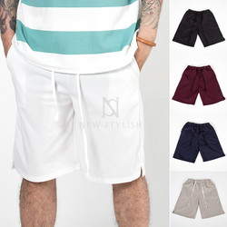 neoprene drawcord shorts