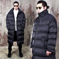 Big padded wellon long parka