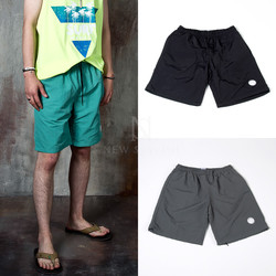 Simple plain wake shorts